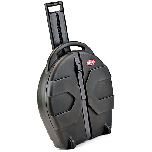 SKB Rolling Cymbal Case for Cymbals up to 22