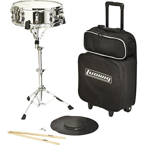 ludwig rolling drum kit musician 39 s friend. Black Bedroom Furniture Sets. Home Design Ideas