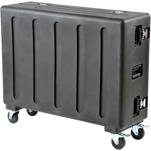 SKB Rolling Mixer QU32 Case with Doghouse-thumbnail