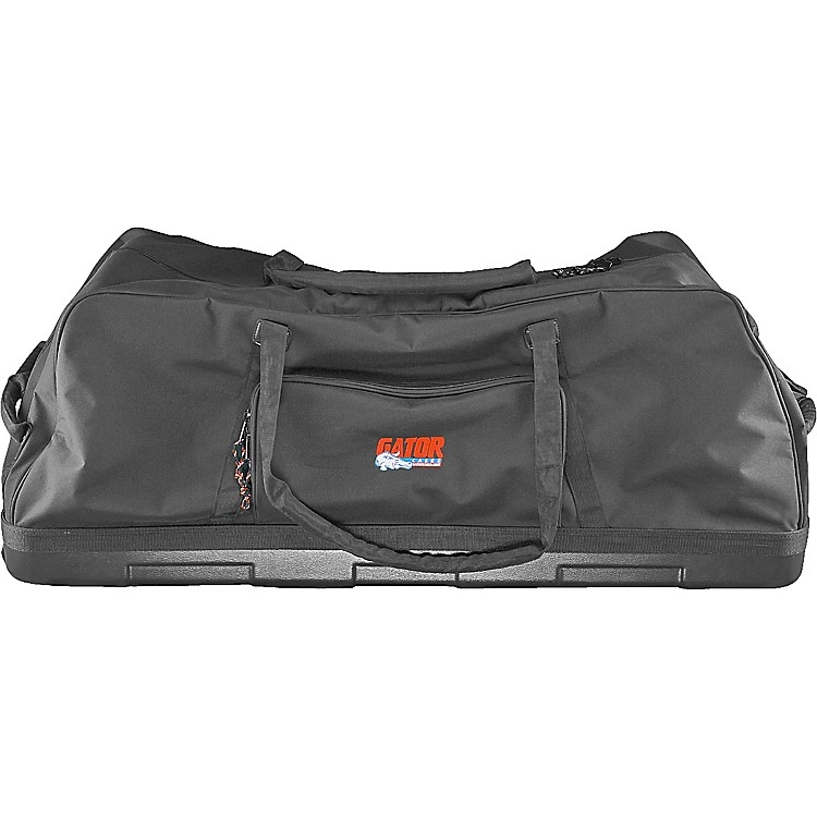 Gator Rolling PE Reinforced Drum Hardware Bag  18X46 Inches