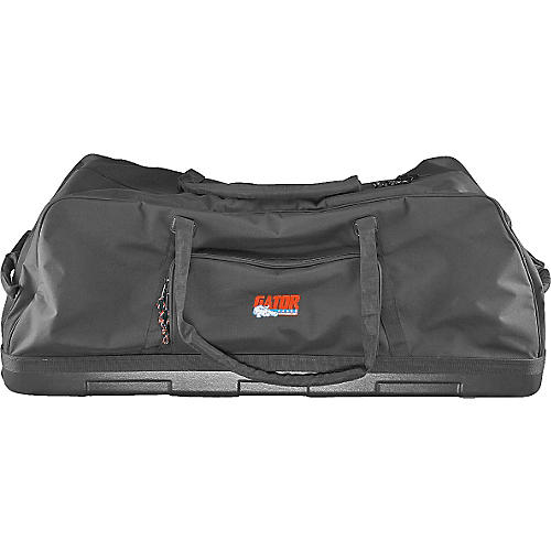 Gator Rolling PE Reinforced Drum Hardware Bag  36 x 14 in.
