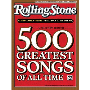 500 greatest songs of all time: