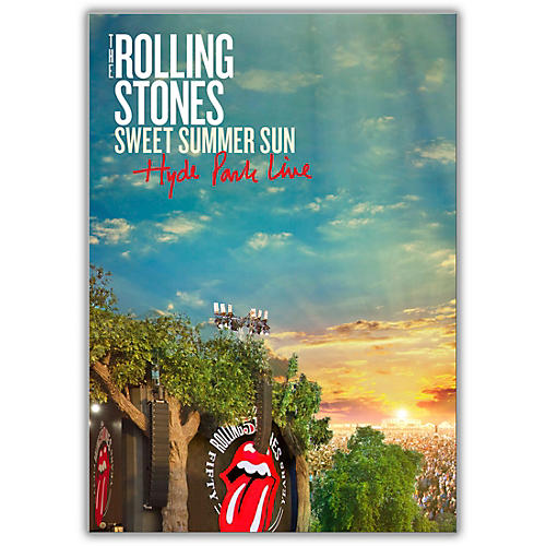 Universal Music Group Rolling Stones - Sweet Summer Sun - Hyde Park Live [DVD / 3 LP]