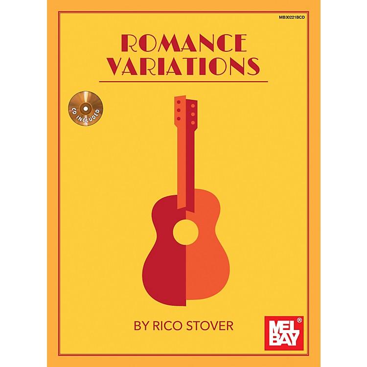 Mel BayRomance Variations Book & CD