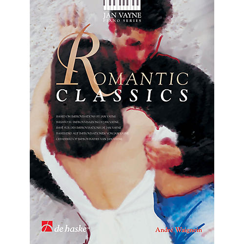 Hal Leonard Romantic Classics Jan Vayne Piano Series Concert Band-thumbnail