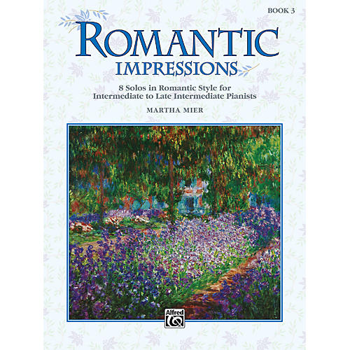 Alfred Romantic Impressions Book 3-thumbnail