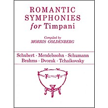Hal Leonard Romantic Symphonies for Timpani