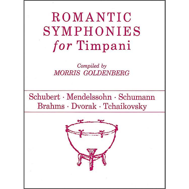 Hal LeonardRomantic Symphonies for Timpani