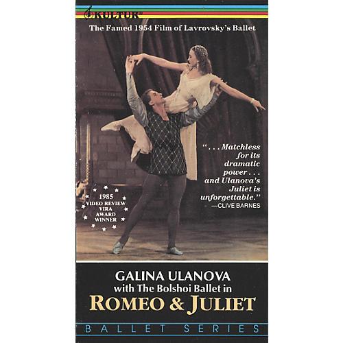 Kultur Romeo and Juliet (Video)