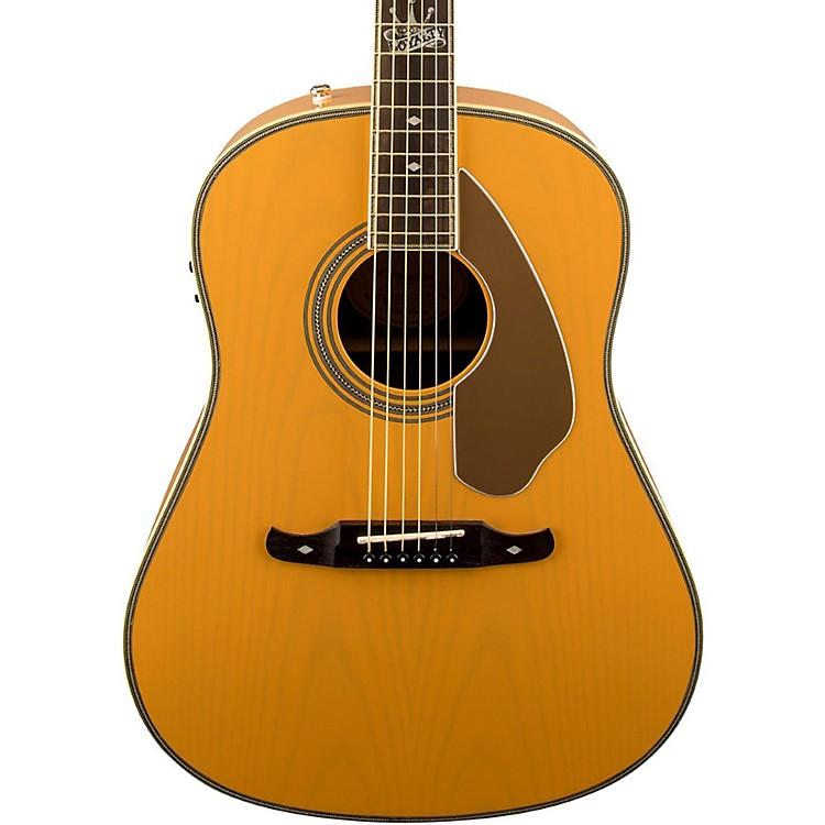 FenderRon Emory Loyalty Slope Shoulder Acoustic-Electric GuitarVintage Sunburst