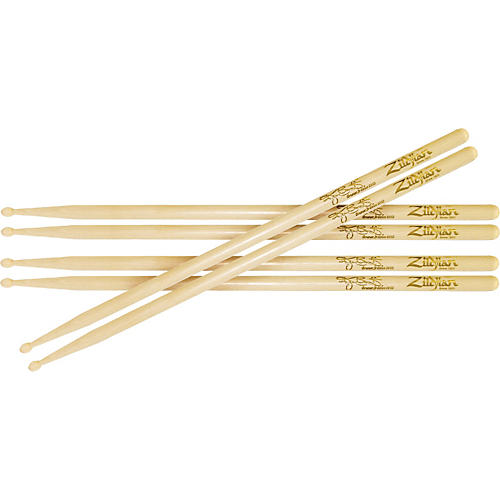 Zildjian Ronald Bruner, Jr. Artist Series Drumsticks, 3-Pack-thumbnail
