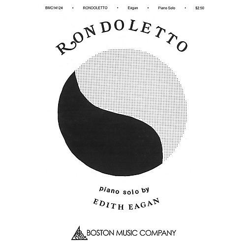 Music Sales Rondoletto Music Sales America Series