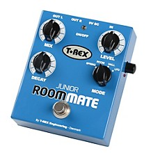 T-Rex Engineering Room-Mate Junior Reverb Guitar Effects Pedal Level 2  888365587394