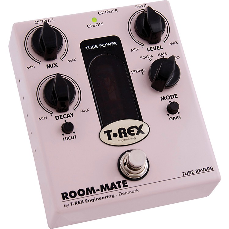 T-Rex Engineering Room-Mate Tube Reverb Guitar Pedal