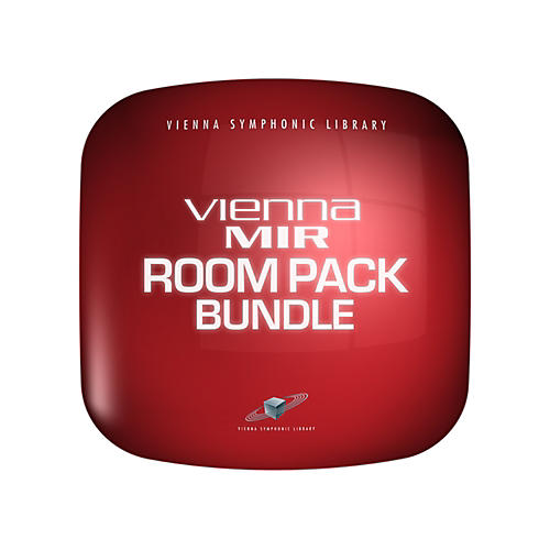 Vienna Instruments RoomPack Bundle (includes RoomPack 1, 2, 3 & 4) Software Download