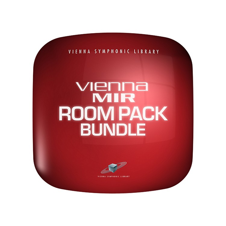 Vienna Instruments RoomPack Bundle (includes RoomPack 1, 2, 3 & 4)