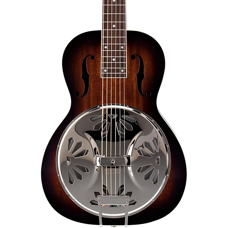 Gretsch GuitarsRoot Series G9230 Bobtail Square Neck Acoustic-Electric Resonator2-Tone Sunburst
