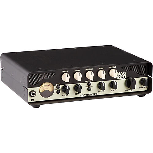 Ashdown Rootmaster 220W Bass Head