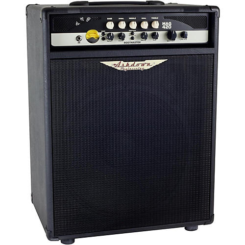 Ashdown Rootmaster 420W 1x15 Bass Combo Amp-thumbnail