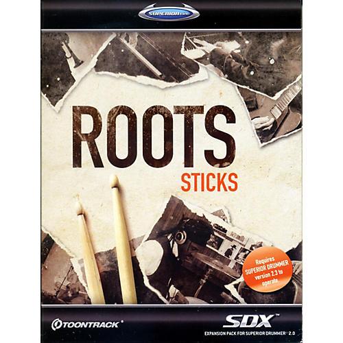 Toontrack Roots - Sticks SDX-thumbnail