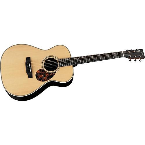 Breedlove Roots Series OM/SRe Herringbone Acoustic-Electric Guitar