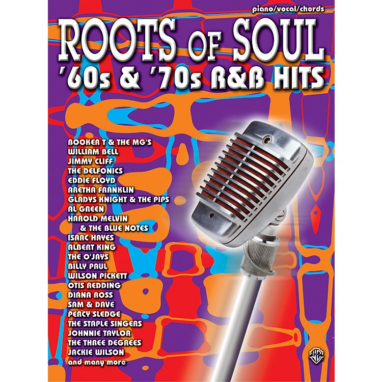 Alfred Roots of Soul / 60's & 70's R&B Hits