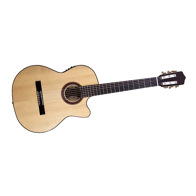 Kremona Rosa Luna Flamenco Cutaway Acoustic-Electric Nylon Guitar