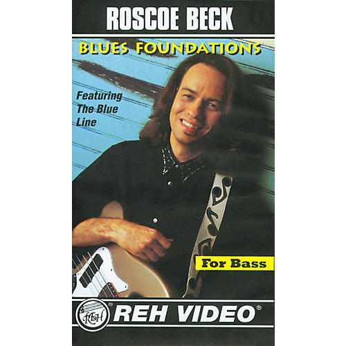 Alfred Roscoe Beck Blues Foundation (Video)