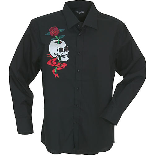 Edward Dada Rose N Peace Oxford Shirt-thumbnail