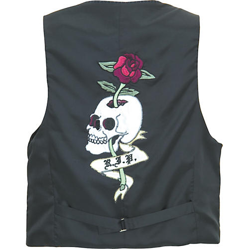 Dragonfly Clothing Company Rose N' Peace Vest