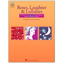 Hal Leonard Roses, Laughter And Lullabies for Mezzo-Soprano Book/Online Audio