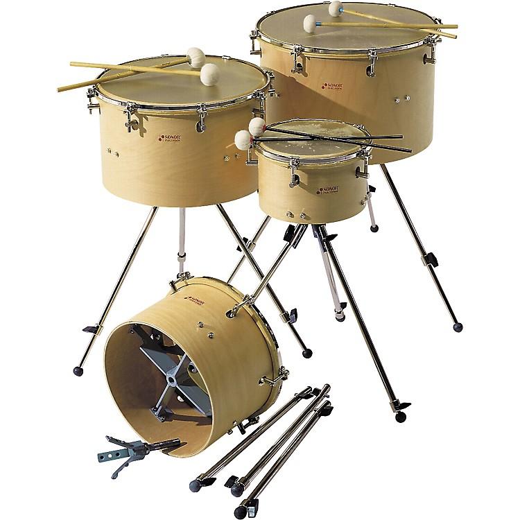SonorRotary Timpani with Calfskin Head10 in