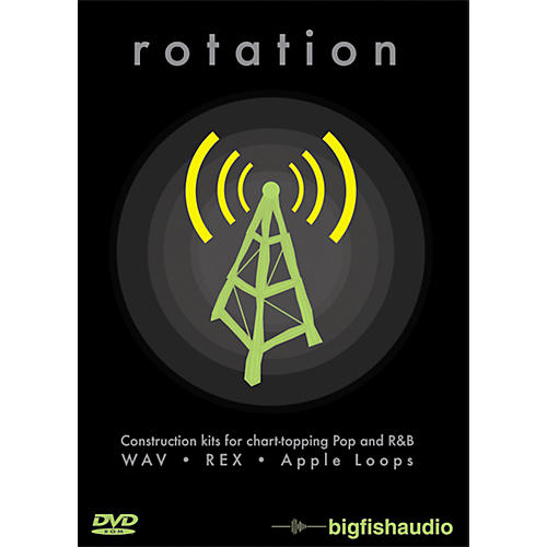 Big Fish Rotation Audio Loops