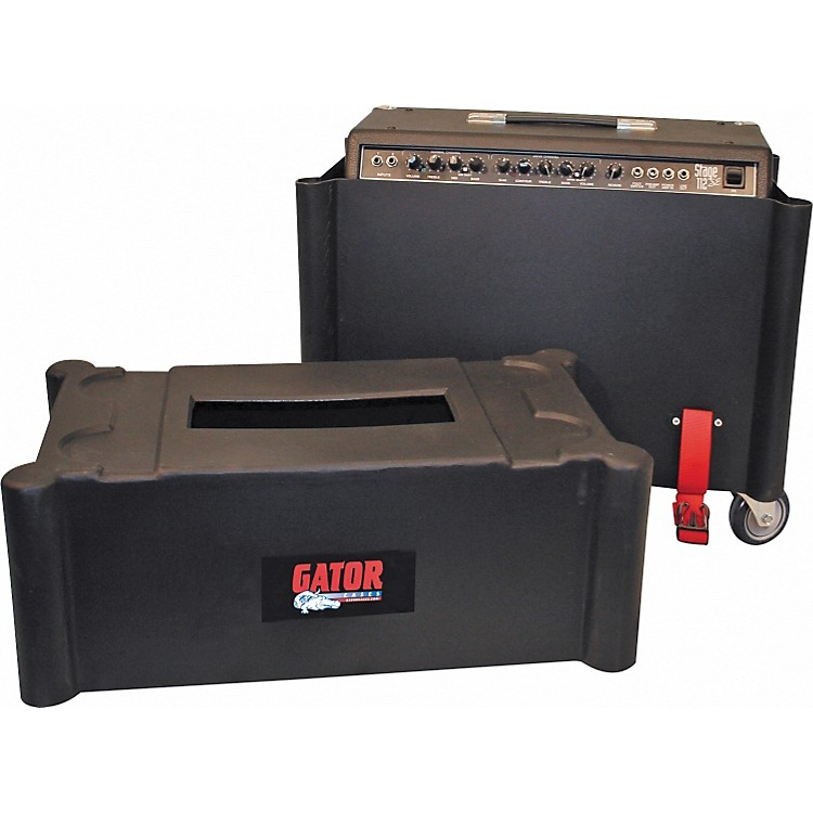 Gator Roto Mold Amp Case for 2x12 Amps Red Granite