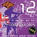 Rotosound Roto Purples Medium Heavy Electric Guitar Strings