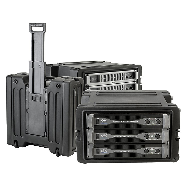 SKBRoto Rolling Rack Case4U