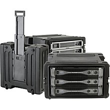 Open BoxSKB Roto Rolling Rack Case