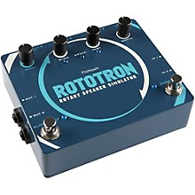 Pigtronix Rototron Analog Rotary Speaker Simulator Level 2 Regular 888366065457
