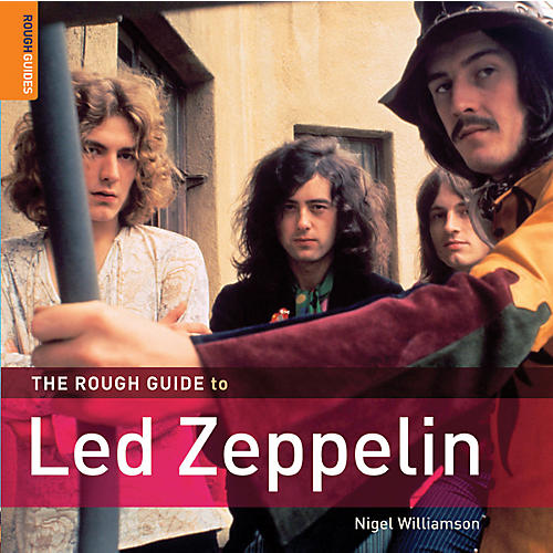 Alfred Rough Guide - Led Zeppelin (Book)