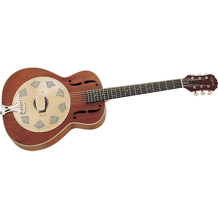 EpiphoneRound Neck Biscuit Resophonic Guitar