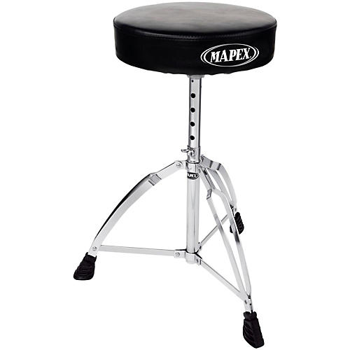 Mapex Round Top Lightweight Drum Throne-thumbnail ...  sc 1 st  Musicianu0027s Friend & Mapex Round Top Lightweight Drum Throne | Musicianu0027s Friend islam-shia.org