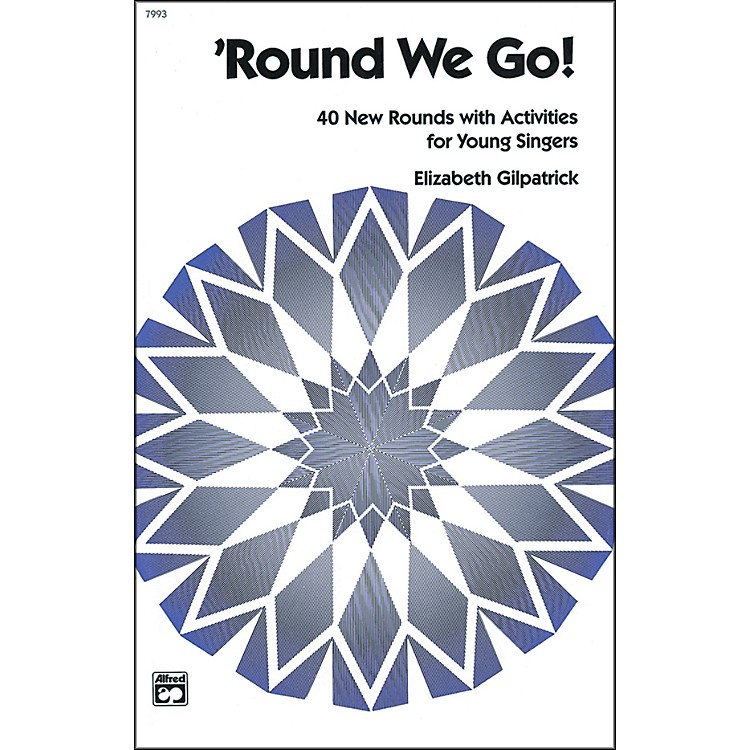 Alfred Round We Go! Classroom Book