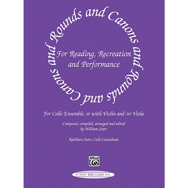 AlfredRounds and Canons for ReadingViolin Ensemble