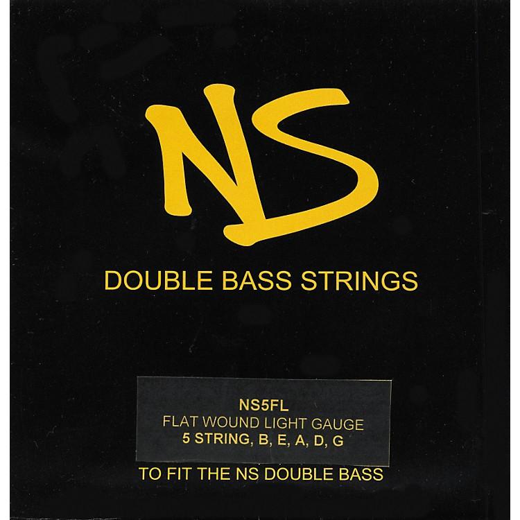 NS DesignRoundwound Double Bass StringsSet, 5-String