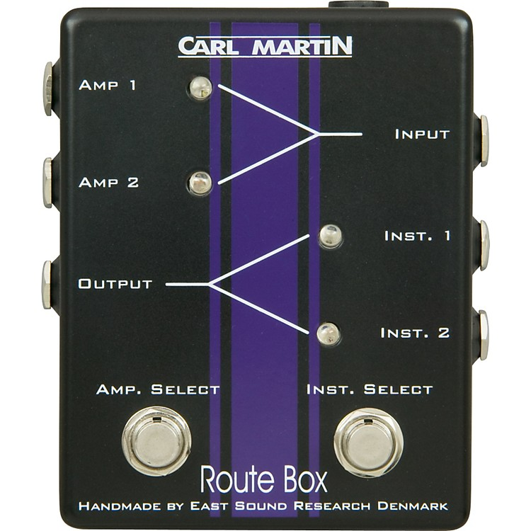 Carl Martin Route Box Double A/B Footswitch
