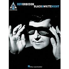 Hal Leonard Roy Orbison - Black & White Night Guitar Tab Songbook