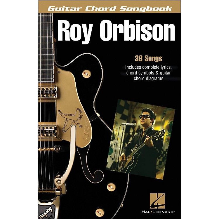 Hal Leonard Roy Orbison Guitar Chord Songbook Sheet Music