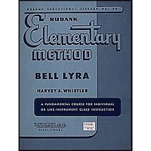 Hal Leonard Rubank Elementary Method - Bell Lyra
