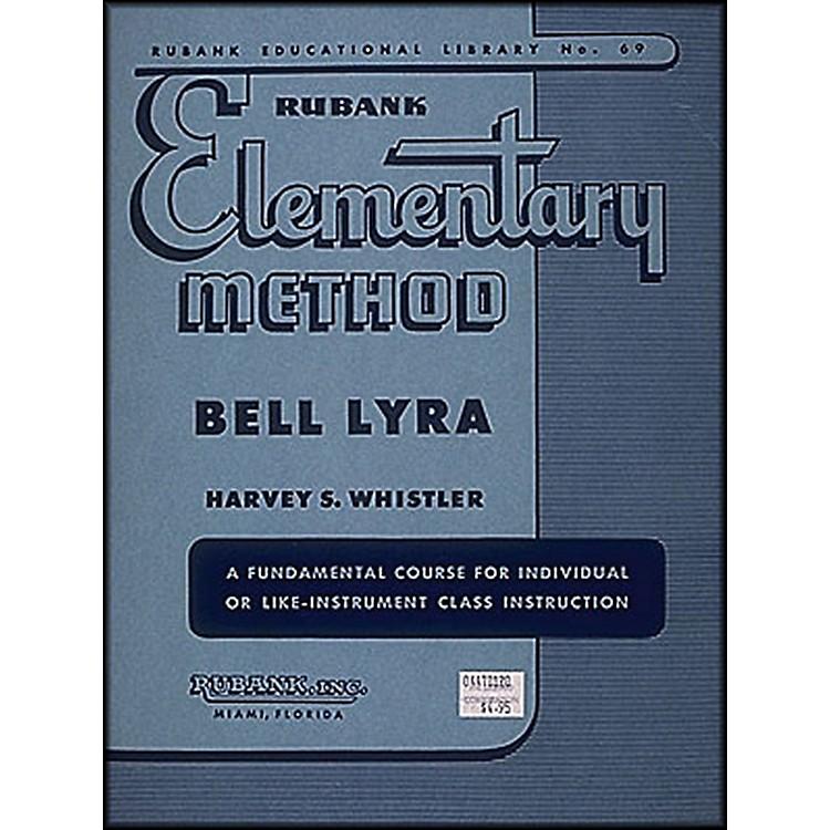 Hal LeonardRubank Elementary Method - Bell Lyra
