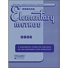 Hal Leonard Rubank Elementary Method Oboe